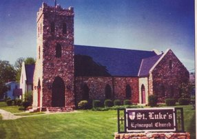 St. Luke's Episcopal Church in Eden,NC 27288