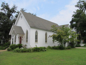 St. Mary's Church in Milton,FL 32570