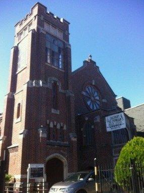 Calvary & St. Cyprian's Episcopal Church