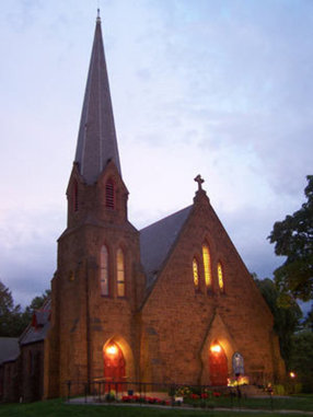 Grace Episcopal Church in Windsor,CT 06095