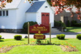 St. Anne's Episcopal Church in Billerica,MA 01862