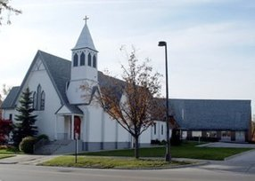St. John's Episcopal Church in Grand Haven,MI 49417