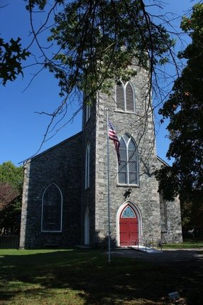 St. Anne's Episcopal Church in Lowell,MA 01852