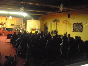 Community Bible Church Assembly of God