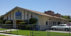 "Iglesia Bautista ""El Redentor""/Redeemer Baptist Church in South Gate,CA 90280"