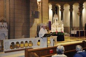 Saints Philip and James Catholic Church and University Parish