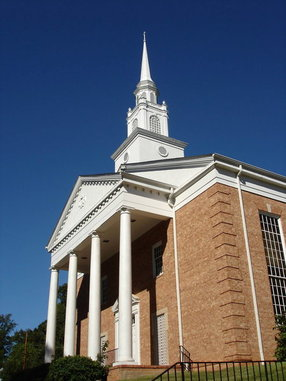 Lindley Park Baptist Church in Greensboro,NC 27403-1918