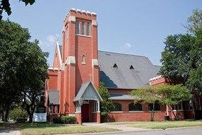 Saint John's Church in Corsicana,TX 75110