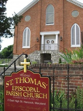 St. Thomas' Parish in Hancock,MD 21750