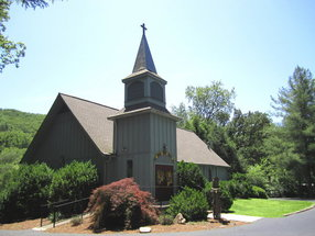 St. James Episcopal Church in Clayton,GA 30525