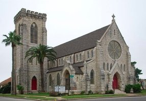 Grace Episcopal Church in Galveston,TX 77550