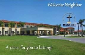 Harvest United Methodist Church in Lakewood Ranch,FL 34202