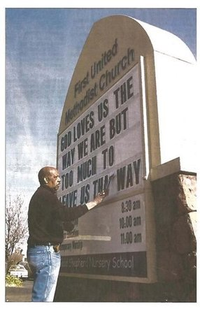 First United Methodist Church Yuba City