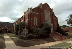 First Baptist Church of Oxford in Oxford,MS 38655
