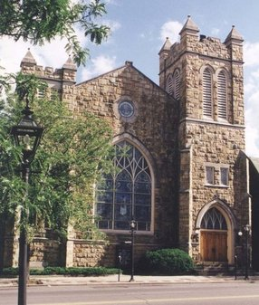Stroudsburg United Methodist Church in Stroudsburg,PA 18360
