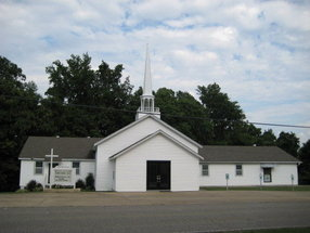 Quito UMC in Millington,TN 38053