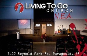 Living To Go Church NEA