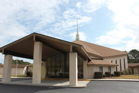 The CrossRoad Baptist Church in Savannah,GA 31406