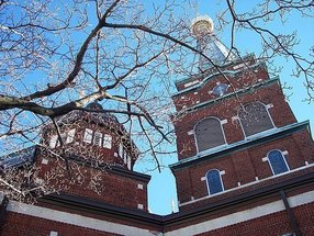 SS. Peter & Paul Russian Orthodox Cathedral  in Passaic ,NJ 07055