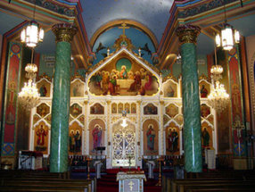 SS. Peter & Paul Russian Orthodox Cathedral