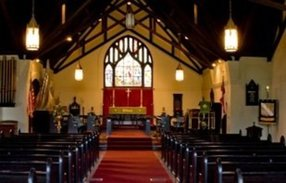 St. Timothy's Episcopal Church in Columbia,SC 29201