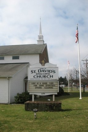 Saint David's in Feeding Hills,MA 01030