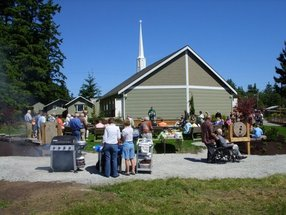 St. Aidan Episcopal Church in Camano Island,WA 98282