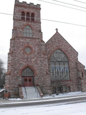 St. James Episcopal Church in Sault Ste. Marie,MI 49783