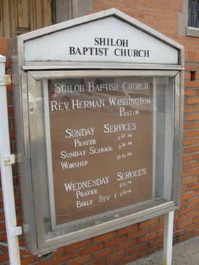 Shiloh Baptist Church in Rockville Centre,NY 11570