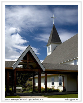 Grace Episcopal in Lopez Island,WA 98261