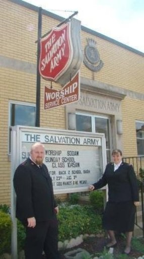 The Salvation Army in Kittanning,PA 16201