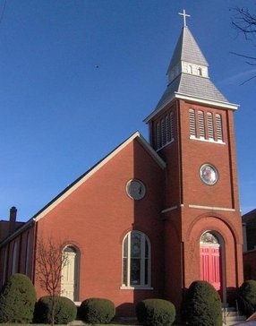 Church of the Ascension in Bardstown,KY 40004