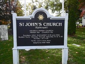 St. John's Church in Richmond,VA 23223