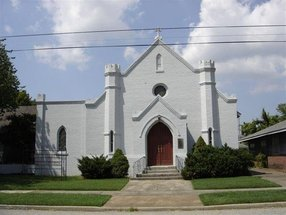 St. James' Episcopal in Union City,TN 38261