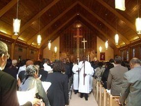 The Church of the Incarnation in Atlanta,GA 30311