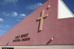 Holy Spirit Episcopal Church in El Paso,TX 79924