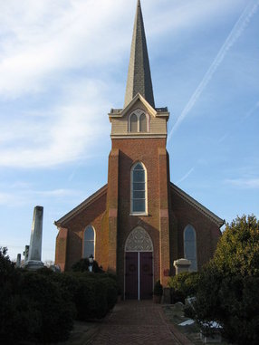 Saint Peter's Episcopal Church
