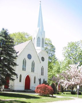 St. John's Episcopal Church in Pine Meadow,CT 06061