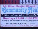 Mount Olivet Baptist Church in Harlem,NY 10027