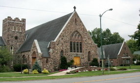 St. Mark's Episcopal Church in Newark,NY 14513