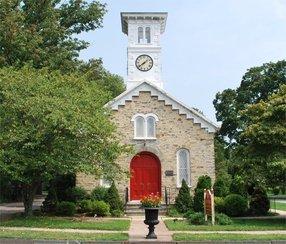 St. Stephens' Episcopal Church in Mullica Hill,NJ 08062