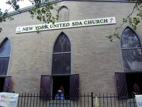 nyUNITEDsda Church in New York,NY 10026