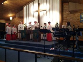 Advent Episcopal Church in West Bloomfield,MI 48324