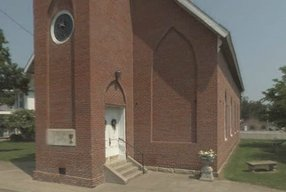 Marion Christian Church (Disciples of Christ) in Marion,KY 42064
