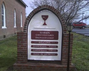 Marion Christian Church (Disciples of Christ)