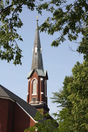 Saint Paul Roman Catholic Church in Lexington,KY 40507