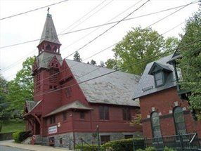 Grace Episcopalian Church in Stafford  Springs,CT 06076
