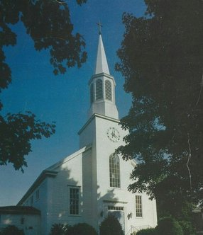 Trinity Episcopal Church in Trumbull,CT 06611
