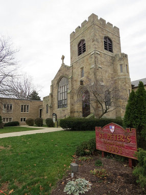 St. Peter's Episcopal Church in Lakewood,OH 44107
