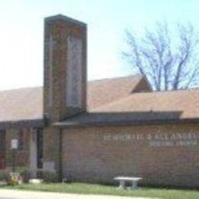 St Michael and All Angels in Lincoln Park,MI 48146